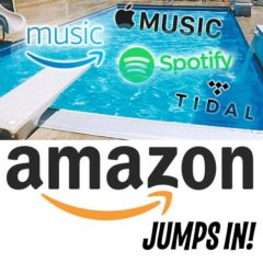 Amazon Launches Music Unlimited With Compelling Features
