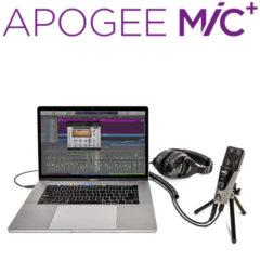 Apogee Upgrades MiC USB Microphone