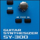 BOSS Unveils SY-300 Guitar Synthesizer
