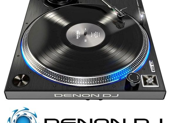 Denon Trots Out V12 Turntable