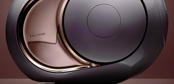 Devialet Announces Gold Phantom Wireless Loudspeaker