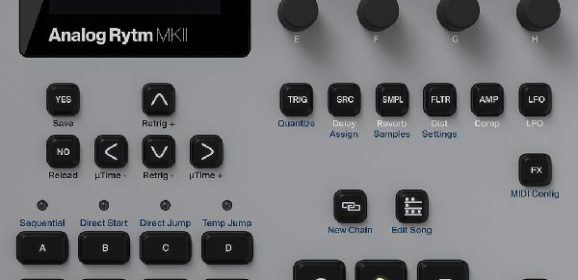 Elektron Announces Analog Four mkII, Octatrack mkII & Analog Rytm mkII