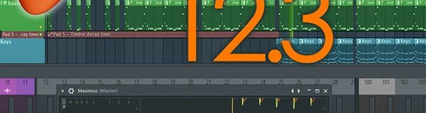 Image-Line Updates FL Studio To 12.3