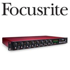 Focusrite Announces Scarlett OctoPre & OctoPre Dynamic