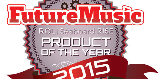 Roli Seaboard Rise Named FutureMusic 2015 Product Of The Year