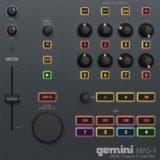 Gemini Announces MAS-1 – Ableton DJ Performance Controller & Audio Interface