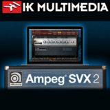 IK Multimedia / Ampeg Upgrade Ampeg SVX To Version 2.0
