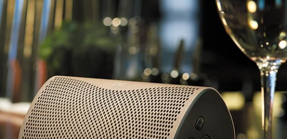 KEF Releases Muo Wireless Bluetooth Speaker