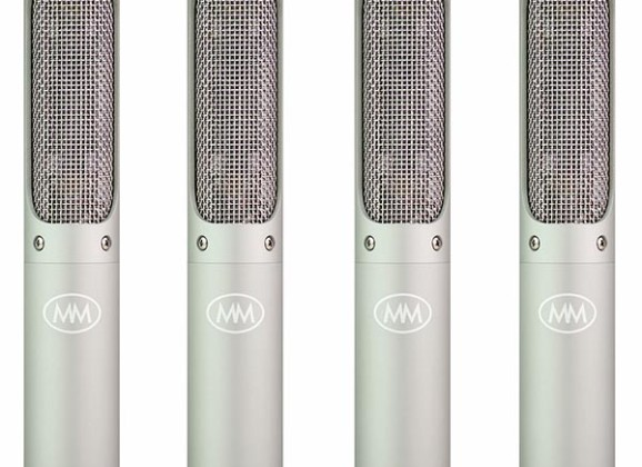 Mesanovic Launches 2A Ribbon Microphone