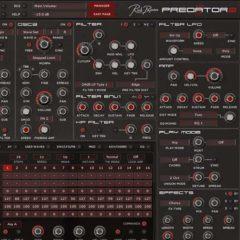 Rob Papen Soundware Upgrades Predator To Version 2.0