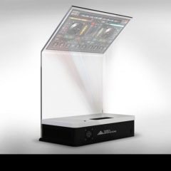 Touch Innovations Debuts All-Glass, Multi-Touch MIDI Control Display For Blade Runner DJing