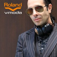 Roland Acquires Majority Stake In V-Moda – Demonstrates New Business Outlook