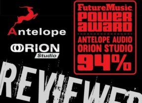 Antelope Audio Orion Studio Review