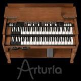 Arturia Releases B-3 V – Physically Modelled B-3 Organ Emulation