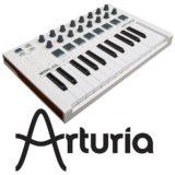 Arturia Debuts MiniLab mkII – Micro Keyboard Controller