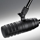 Audio-Technica Releases BP40 Large-Diaphragm Dynamic Broadcast Microphone