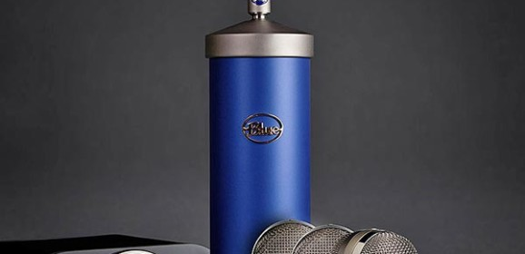 Blue Microphones Releases Bottle Mic Locker – Flagship Tube Mic & Power Supply With 4 Interchangeable Capsules