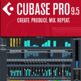 Steinberg Updates Cubase Pro To Version 9.5