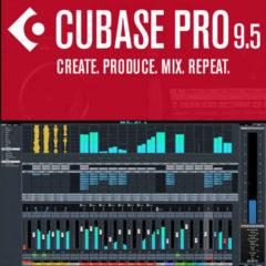 Steinberg Updates Cubase Pro To Version 9.5