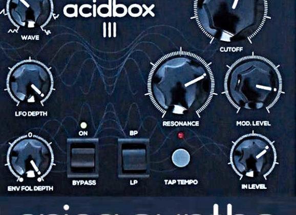 Erica Synths Debuts Acidbox III