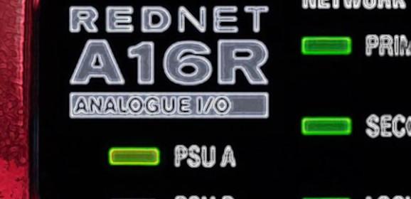 Focusrite Debuts RedNet A16R 16-Channel Analog I/O Interface
