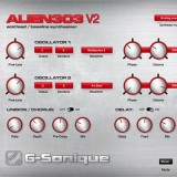 G-Sonique Updates Alien 303 To Version 2.0 – VSTi Acid Bass Synth