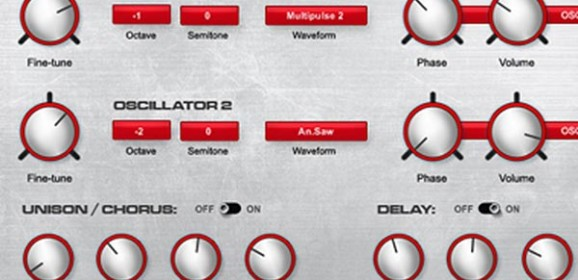 G-Sonique Updates Alien 303 To Version 2.0 – VSTi Acid Bass Synth