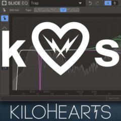 Kilohearts Release Slice & Carve EQ Plug-Ins