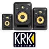 KRK Systems Releases V-Series 4 Audio Monitors