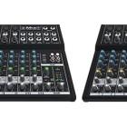Mackie Debuts Three New Mix Series Compact Mixers