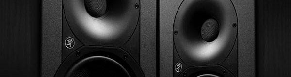 Mackie Debuts XR Series – 8″ & 6″ Active Studio Monitors