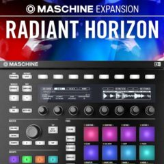 Native Instruments Drops Radiant Horizon Maschine Expansion Pack