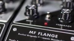 Moog Music Unveils Minifooger Flange & Chorus Analog Effects Pedals