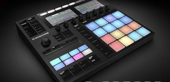 Native Instruments Announces Maschine MkIII