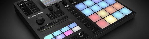 Native Instruments Announces Maschine MkIII