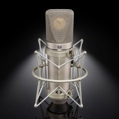 Neumann Announces The Reissue Of U 67 Tube Microphone