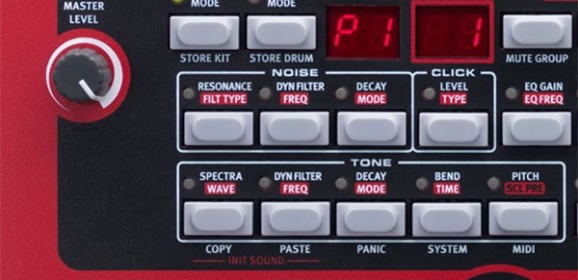 Nord Announces Nord Drum 3 & Nord Drum 3P