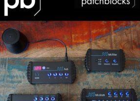PatchBlocks Announces minijam – Micro Hardware Studio