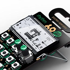 Teenage Engineering Unveils Pocket Operator Micro Synths