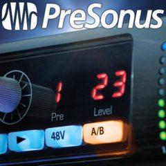 PreSonus Upgrades Quantum Thunderbolt Audio/MIDI Interface To Version 2.0