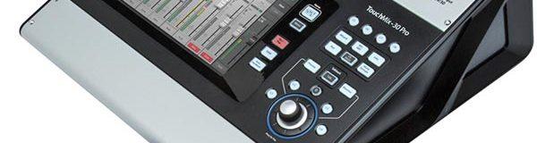 QSC Releases TouchMix-30 Pro – 32-Channel Digital Mixer