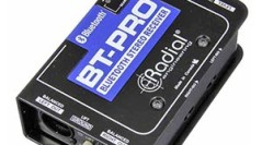Radial Engineering Announces BT-Pro, Bluetooth Direct Box For Stage