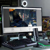 Razer Releases New Condenser Microphone & Webcam For Streamers
