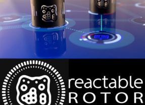 Reactable Announces Rotor App & Rotor Controllers