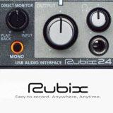 Roland Premiers Rubix22, Rubix24 & Rubix44 Audio Interfaces