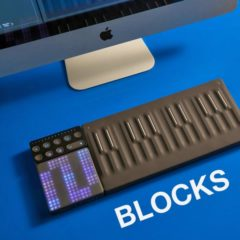 Roli Launches Seaboard & Touch Modules For Their Blocks Ecosystem