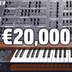 Got 20,000 Euro Burning A Hole In Your Pocket?
