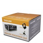 TASCAM Debuts TrackPack 2×2 Recording Bundle