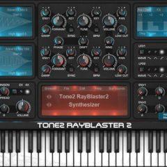 Tone2 Upgrades RayBlaster Impulse Modeling Synth To Version 2.0